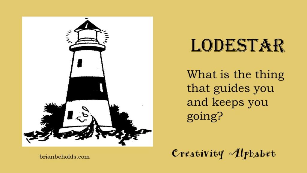 Lodestar, Creativity Alphabet