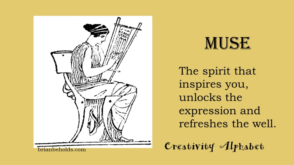 Muse, Creativity Alphabet
