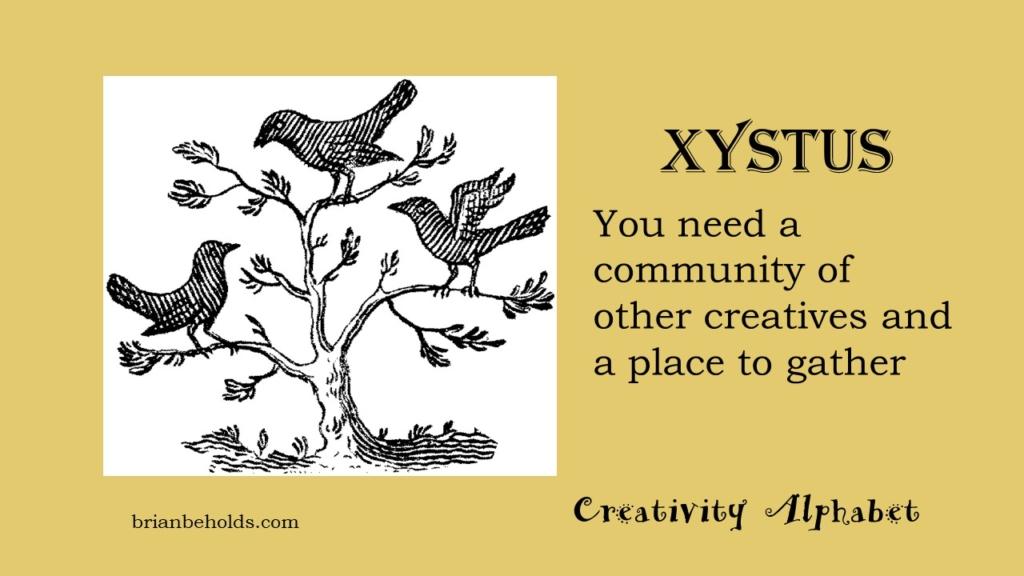 Xystus, Creativity Alphabet