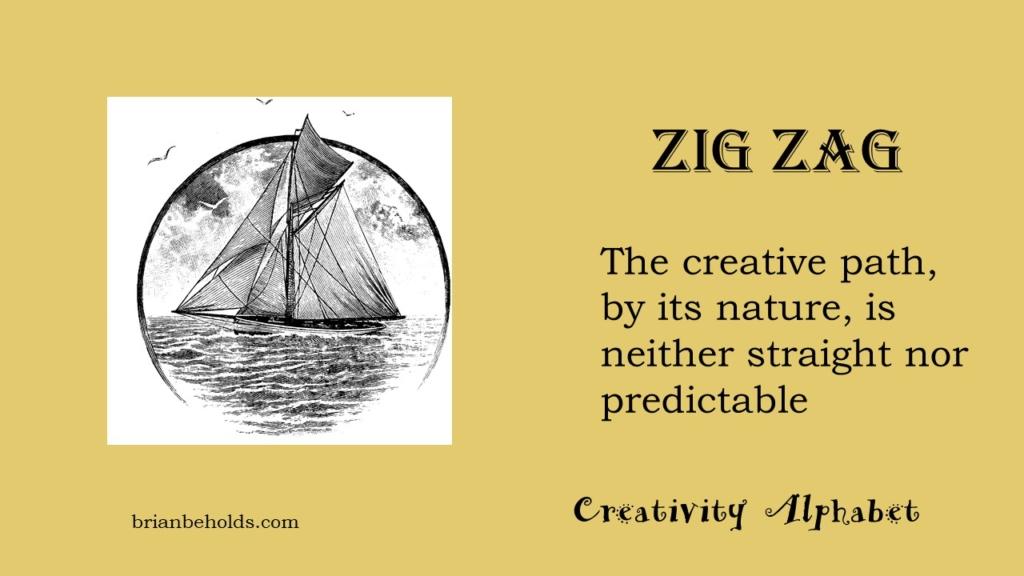 Zig Zag, Creativity Alphabet