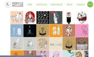 Rebecca Miller Artist Purpose Universal Language